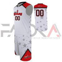 Stars Basketball Uniform