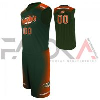 Thunder Basketball Uniform
