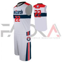 Wizards Basketball Uniform