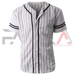 Traditional Baseball Jersey