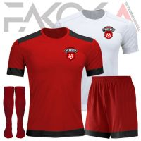 Red Soccer Uniforms