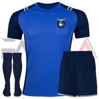 Blue Soccer Uniforms