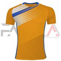 Yellow Soccer Uniforms